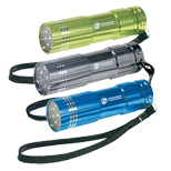 12092 - Pocket Aluminum LED Flashlight