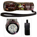 12097 - Camouflage Mini Aluminum LED Flashlight