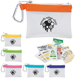 Logo First Aid Kits, Printed First Aid Kits, Custom First Aid Kit