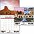 Beautiful America Calendar 13066 Inside