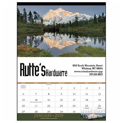 american splendor calendar - large