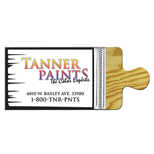 8273PB - Paint Brush Magnets 20 Mil