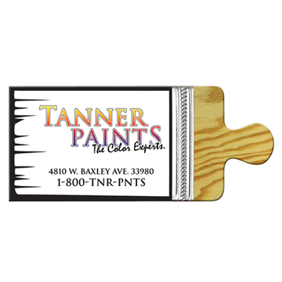 Paint Brush Magnets 20 Mil