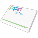 "Promotional Post-it Value Priced Notes (4"" W x 3"" H) 25 sheets"
