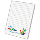 Personalized Post It Notes, Promotional Post-it Value Priced Notes