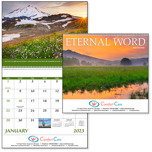 Eternal Word - Spiral Calendar