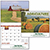 Agriculture Calendar White 13351