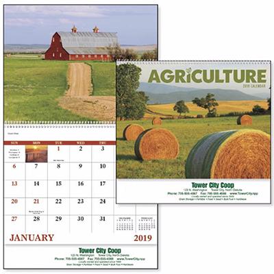 Agriculture Calendar
