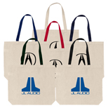Promotional Bargain Tote Bags, Personalized Bargain Tote Bags