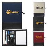 Imprinted Promotional Items - Madison Padfolio, Promotional Madison Padfolio, Custom Portfolio Folders