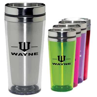 16 oz. colored acrylic tumbler