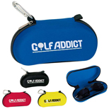 Promotional Structured Sunglasses Case