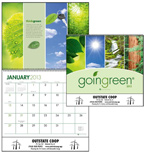 Promotional Calendars, goingreen 2013 Calendar, Imprint Calendar, Promotional Calendars for Business, Green friendly gifts, Marketing giveaway items