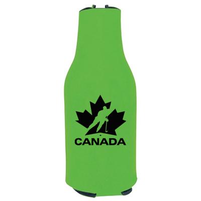 custom bottle cozie