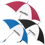 "14089 - 60"" Two-Tone Promotional Golf Umbrella"