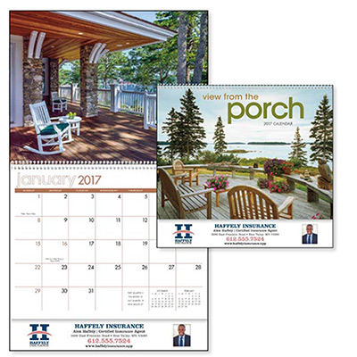 View from the Porch Calendar