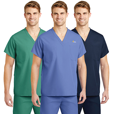 CornerStone - Reversible Scrub Top