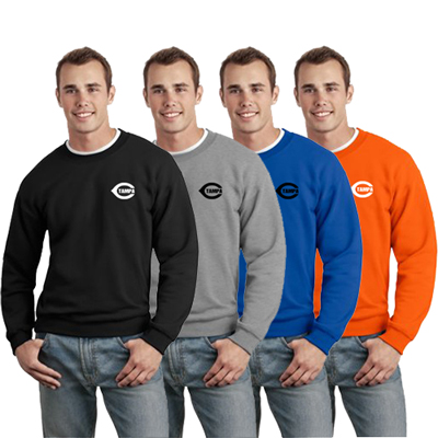 Gildan Crewneck Sweatshirt - Colored