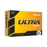 11235 - Wilson® Ultra 500 Distance Golf Ball Std Serv