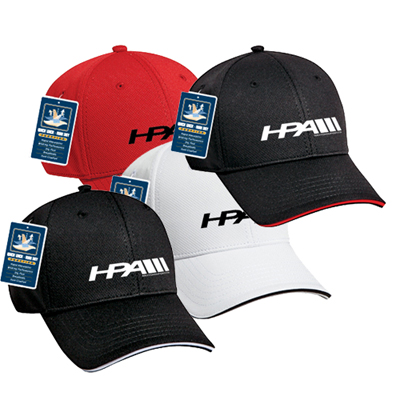 cool comfort polyester caps