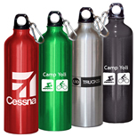 Promotional Products: Promotional 24 oz. Aluminum Bottle